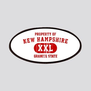 Property of New Hampshire the Granite State Patche