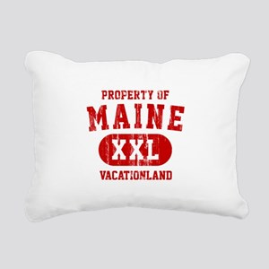 Property of Maine the Vacationland Rectangular Can