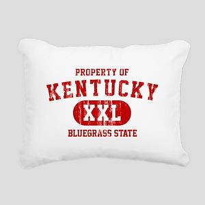 Property of Kentucky the Bluegrass State Rectangul