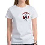 Women's PUMPING IRON T-Shirt