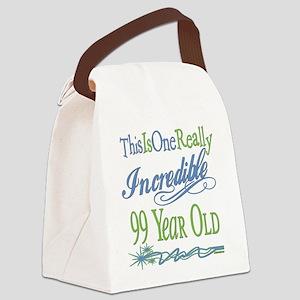 IncredibleGreen99 Canvas Lunch Bag
