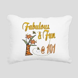 FabulousFun101 Rectangular Canvas Pillow