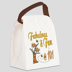 FabulousFun101 Canvas Lunch Bag