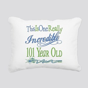 IncredibleGreen101 Rectangular Canvas Pillow