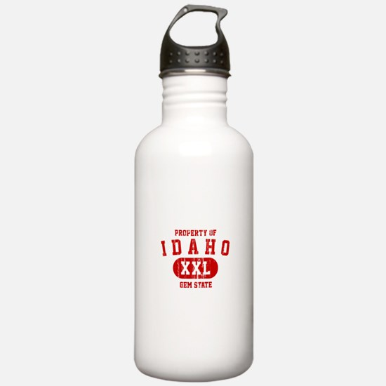 Property of Idaho the Gem State Water Bottle