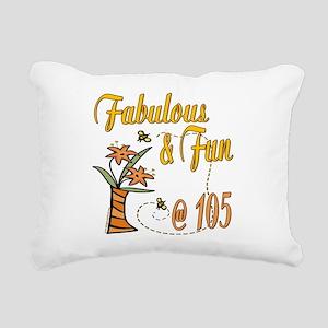 FabulousFun105 Rectangular Canvas Pillow