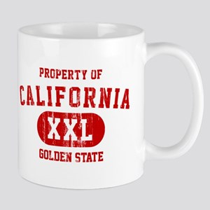 Property of California the Golden State Mug