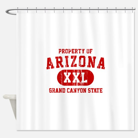 Property of Arizona, Grand Canyon State Shower Cur