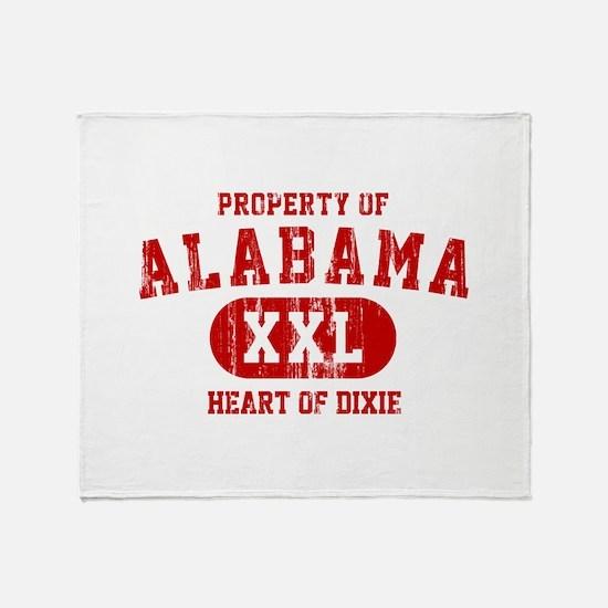 Property of Alabama, Heart of Dixie Stadium Blank