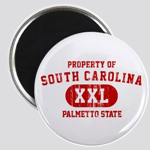 Property of South Carolina, Palmetto State Magnet