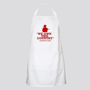 We Own This County - Clint Eastwood Apron