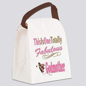 A Fabulous Godmother copy Canvas Lunch Bag