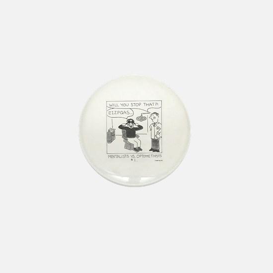Eye Test Mini Button