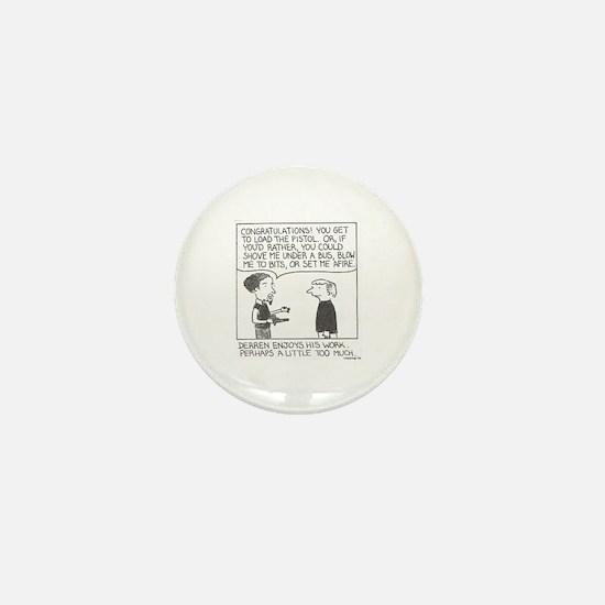 Derren Mini Button