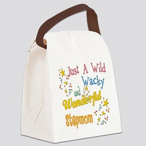 wildandwacky2stepmom Canvas Lunch Bag