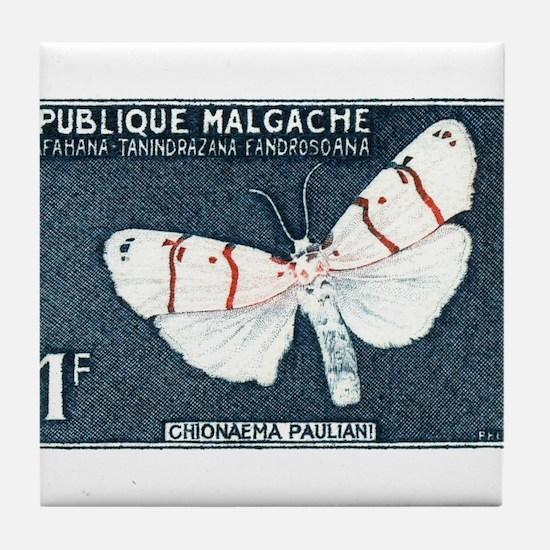 Cute Mariposas Tile Coaster