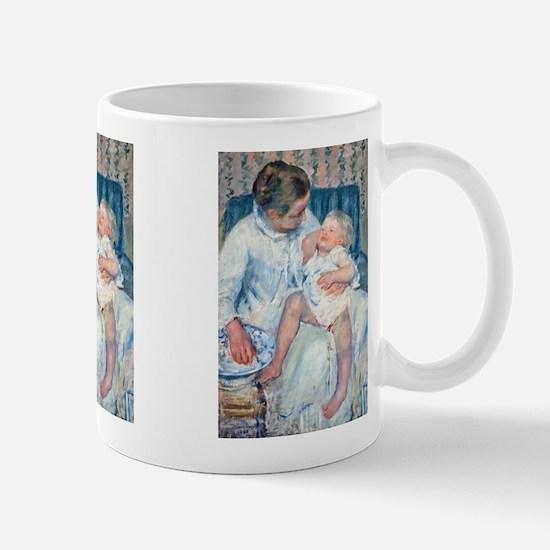 Cassatt - Washing Child Mug