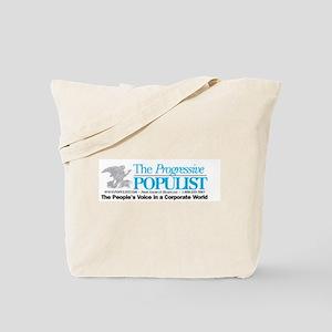 Progressive Populist Tote Bag