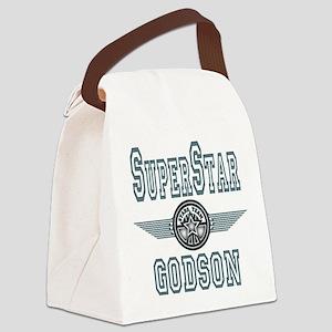 SuperStar Godson copy Canvas Lunch Bag