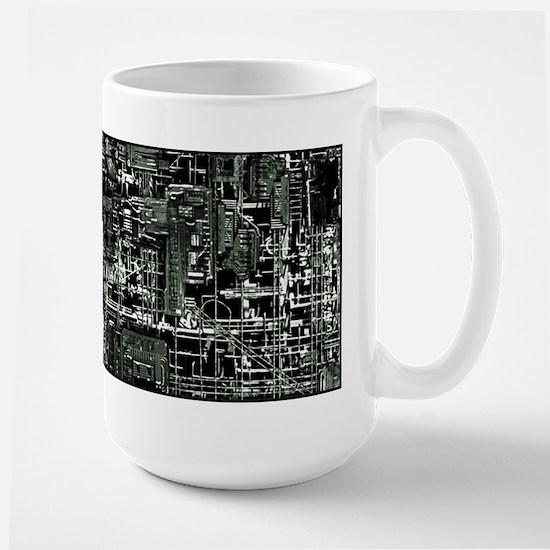 Borg Large Mug