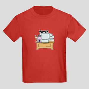 Abby Loves Bert Kids Dark T-Shirt