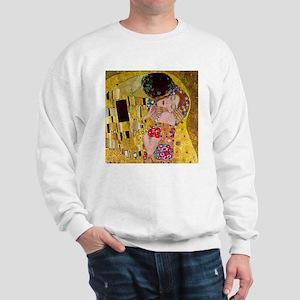 Gustav Klimt The Kiss Sweatshirt