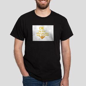 genie Dark T-Shirt