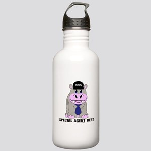 Special Agent Bert Stainless Water Bottle 1.0L