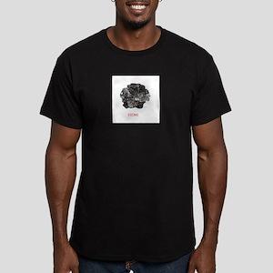 Hemi Men's Fitted T-Shirt (dark)
