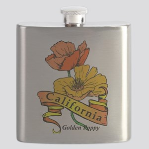 California (3) Flask