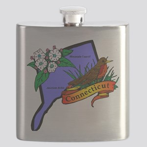 Connecticut Flask