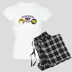 Chicken and Frog Bookshop Women's Light Pajamas