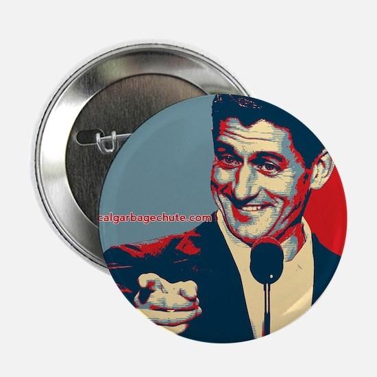 "Paul Ryan - ""Douche"" 2.25"" Button"