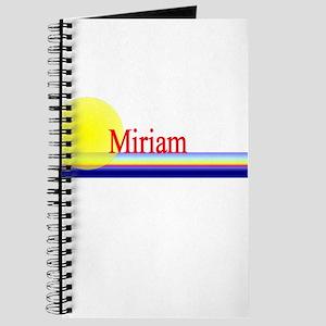 Miriam Journal