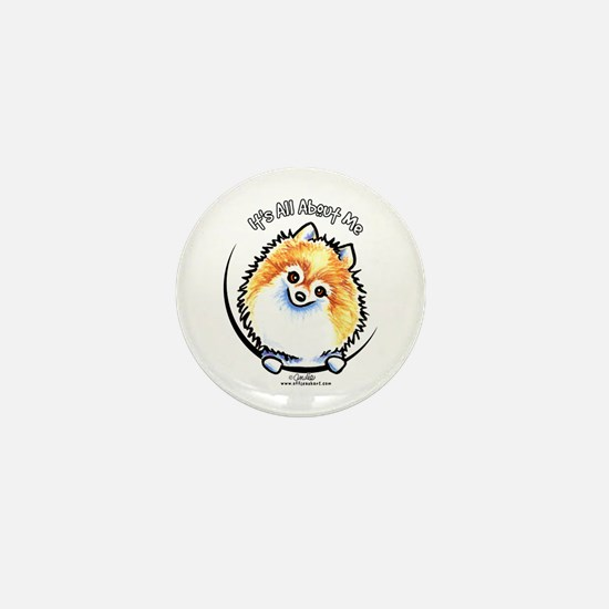 Pomeranian IAAM Mini Button