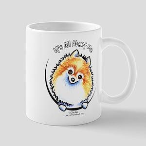 Pomeranian IAAM Mug