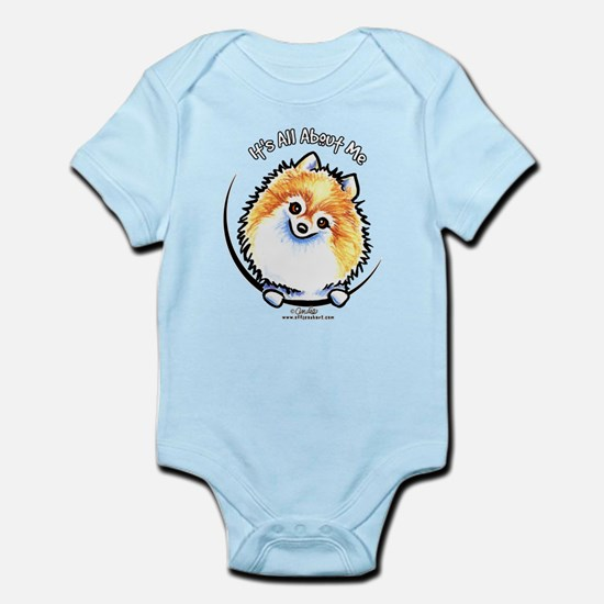 Pomeranian IAAM Infant Bodysuit