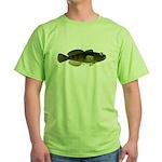 Banded Sculpin Green T-Shirt