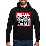Haters make me famous Hoodie (dark)