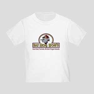 Fat Hog Bob's Toddler T-Shirt