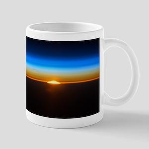 Sunrise in the Atmosphere Mug