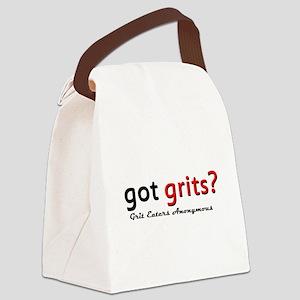 got grits Canvas Lunch Bag