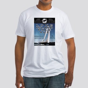 Long Island Pale Ale Fitted T-Shirt