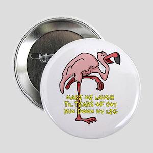 "Flamingo 2.25"" Button"