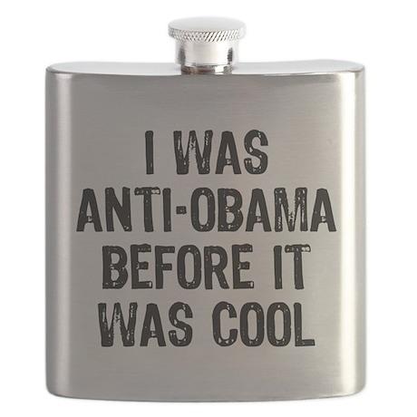 I was Anti-Obama Flask