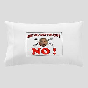 DUMP OBAMA Pillow Case