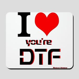 DTF Mousepad