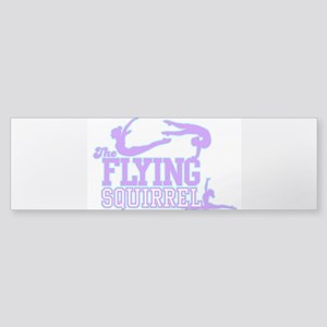 The Flying Squirrel - Sticker (Bumper)
