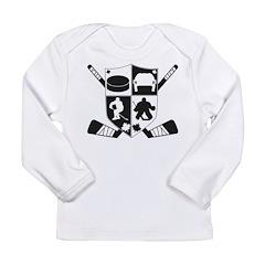 hockeycrest Long Sleeve Infant T-Shirt