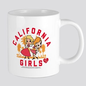 I Love Lucy California Girl 20 oz Ceramic Mega Mug